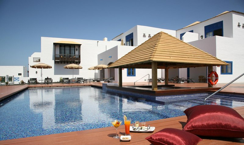 THe Hotel Volcan Lanzarote