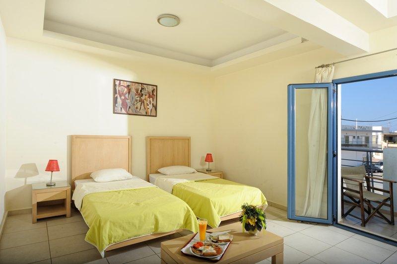 Hermes Hotel, Malia