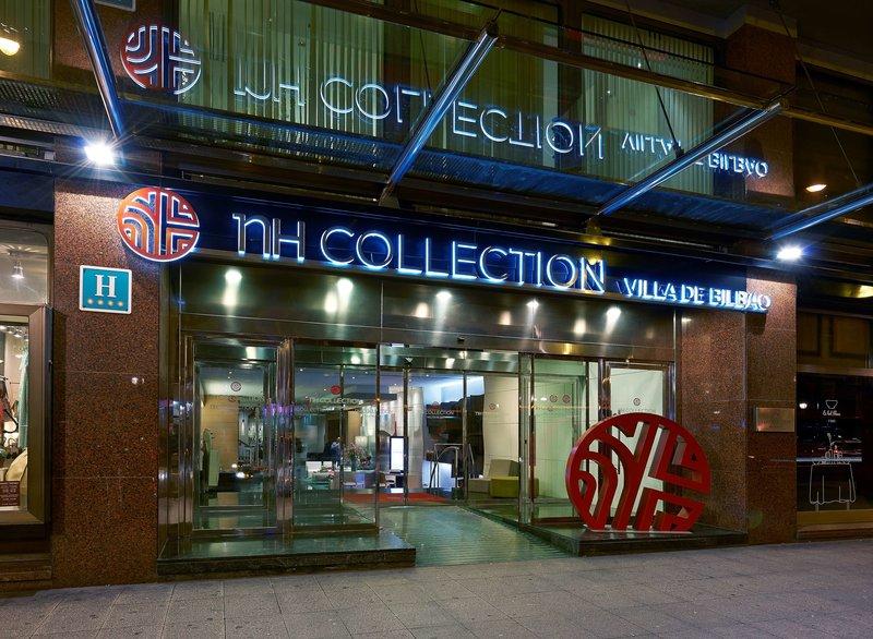 Nh Collection Villa De Bilbao