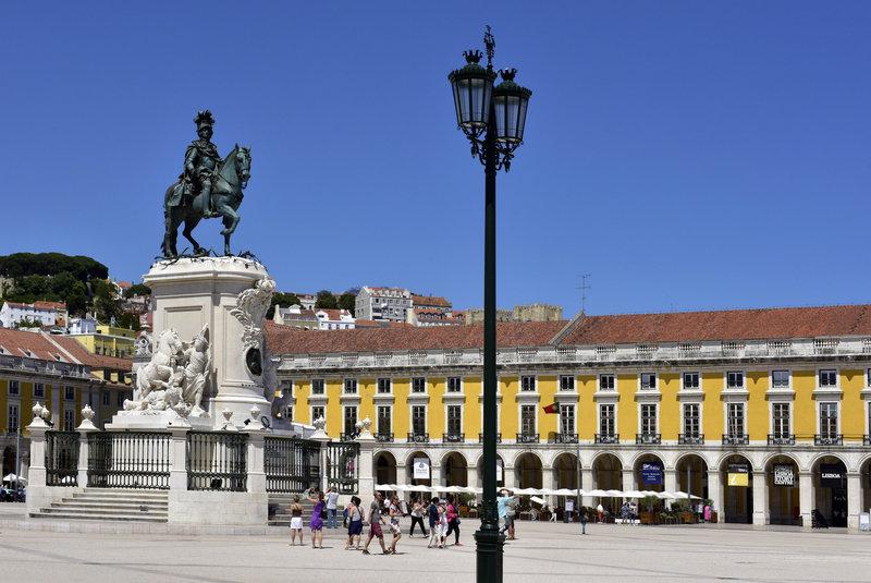 Pousada de Lisboa – Praca do Comercio – SLH