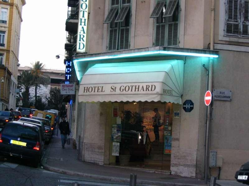 Saint-Gothard