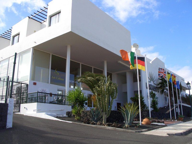 Lanzarote Paradise And Las Colinas Apartments