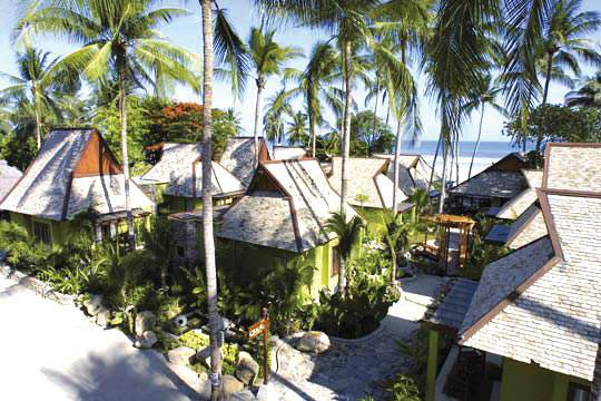 Baan Haad Ngam Boutique Resort and Villas
