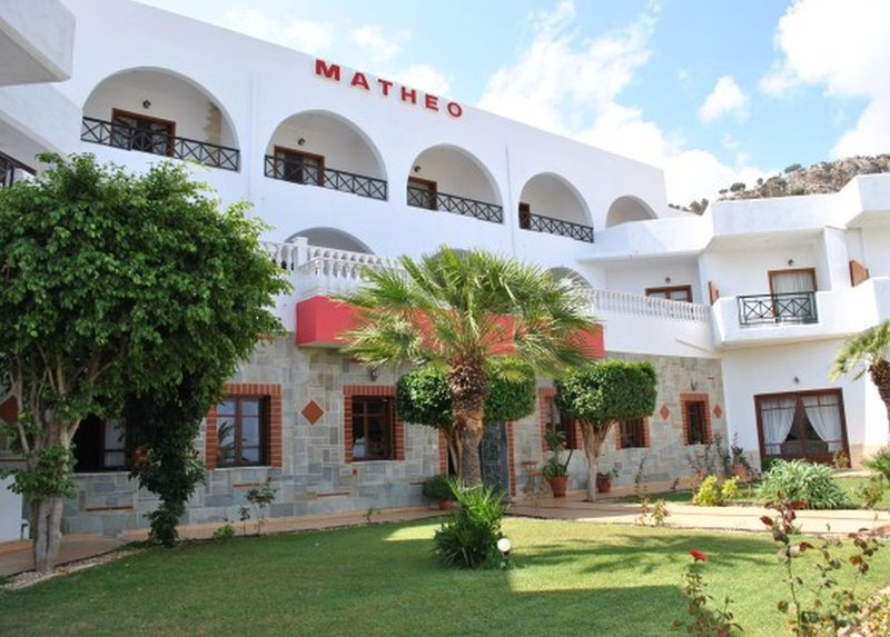 Matheo Villas and Suites
