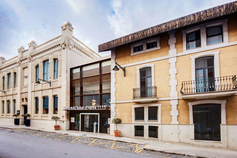Sercotel Ciutat Dalcoi Hotel