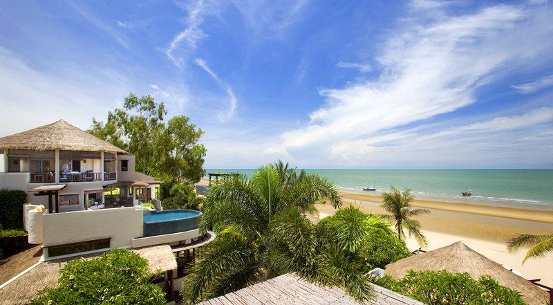 Aleenta Resort and Spa, Pranburi