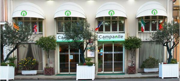 Campanile - Nice Centre Acropolis