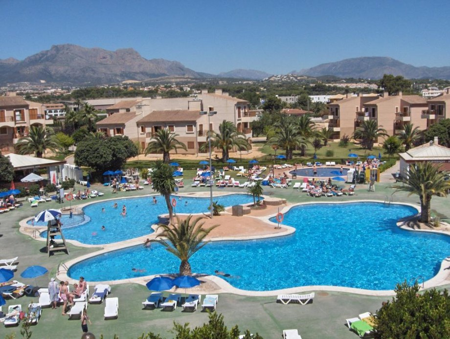 Albir Garden Resort & Aquapark