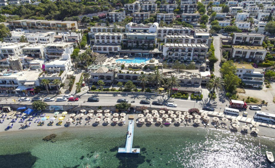 Diamond Of Bodrum Hotel By Salmakis