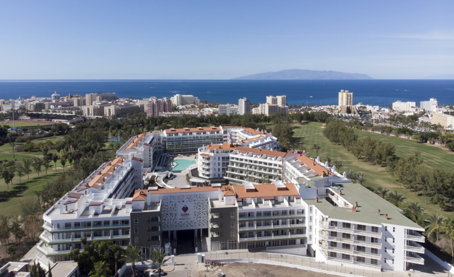Gara Suites Hotel Golf And Spa